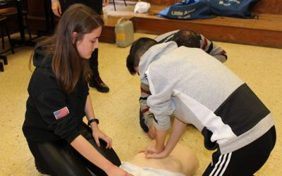 Curso reanimación cardiopulmonar: Primeros auxilios