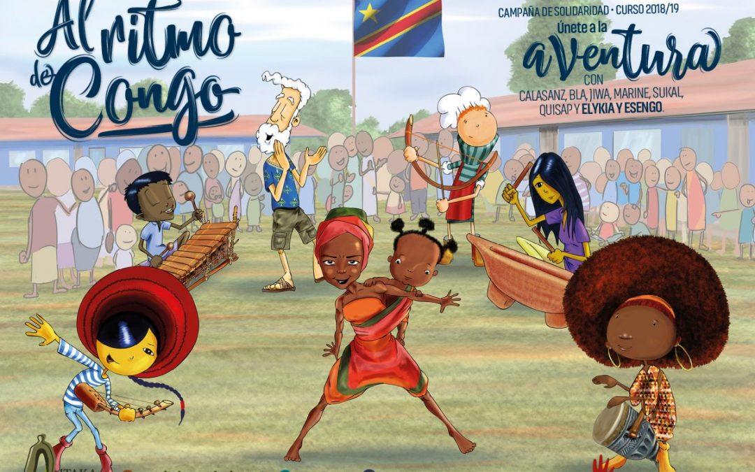 XXII Caminhada: Al ritmo de Congo